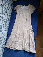Отдается в дар Платье 48 размер (блестит)