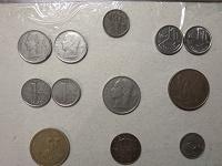 Отдается в дар Монеты Бельгии (BELGIЁ)