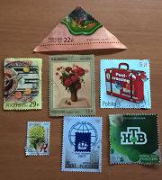Отдается в дар марки — солянка