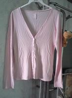 Отдается в дар Розовый жакетик 42-44