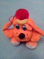 Отдается в дар мягкая новая игрушка собачка