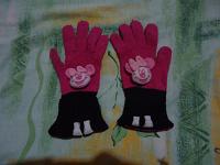 Отдается в дар перчатки подростковые