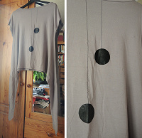 Отдается в дар Дизайнерская блузка