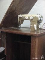 Отдается в дар Швейная машинка Kohler Zick-Zack, начало 60-х
