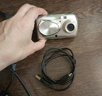 Отдается в дар Фотоаппарат Olympus mju 300