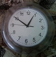 Отдается в дар Настенные часы IKEA