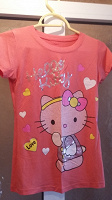 Отдается в дар Маечка Hello Kitty