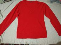Отдается в дар Красный свитр