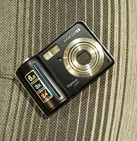 Отдается в дар Цифровой фотоаппарат Samsung Digimax S600