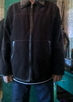 Отдается в дар Куртка мужская. Размер 52.