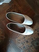 Отдается в дар Детские туфли б.у 35 размер