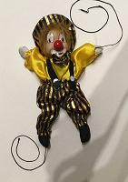 Отдается в дар Марионетка клоун