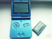 Отдается в дар Nintendo Game Boy Advance SP