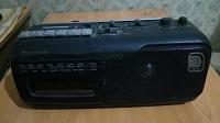 Отдается в дар Магнитола Panasonic RX-M40
