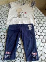 Отдается в дар Одежда для девочки 2-3 лет