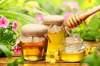 Отдается в дар Домашний мёд (0,5 л)