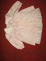 Отдается в дар Платье на девочку 1-2 годика