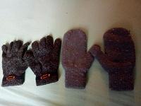 Отдается в дар Варежки и перчатки детские