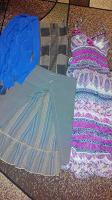 Отдается в дар Пакет женской одежды 46-48 размер.