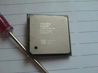 Отдается в дар Процессор Intel 2,4 Ггц S478