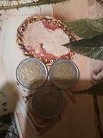 Отдается в дар 2 евро монеты Италия