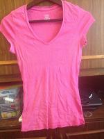 Отдается в дар Розовая футболка