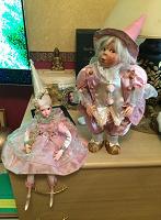 Отдается в дар Куклы декоративные — 2.