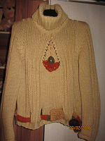 Отдается в дар 3 свитера, укороченные, 38 евр.