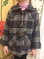 Отдается в дар Классическая курточка с пуговками « волчьи зубы»