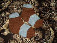 Отдается в дар носочки детские шерстяные