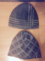 Отдается в дар Две шапки мужские