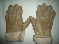 Отдается в дар женские зимние перчатки
