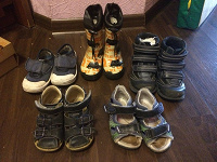 Отдается в дар Детская ортопедическая обувь