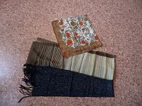 Отдается в дар Винтажные платки и шарфы