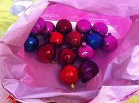 Отдается в дар Елочные шарики
