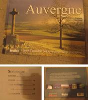 Отдается в дар Альбом о красотах Оверни (Франция)