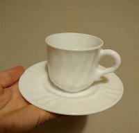 Отдается в дар Чашки кофейные Luminarc