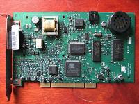 Отдается в дар Модем телефонный PCI
