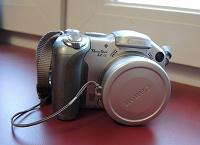 Отдается в дар Фотоаппарат Canon PowerShot S2 IS