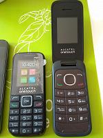 Отдается в дар 2 телефона Alcatel новые, но не рабочие.