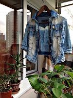 Отдается в дар летняя джинсовка 42 р-р