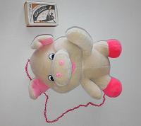 Отдается в дар Игрушка мягкая — Свинка