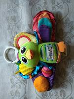 Отдается в дар Игрушка для маленьких — Павлин (Tomy)