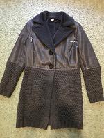 Отдается в дар Дубленка пальто