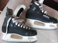 Отдается в дар Хоккейные коньки «канады-сапожки»