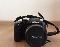 Отдается в дар Фотоаппарат Nikon Coolpix p510