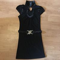 Отдается в дар Платье чёрное 44 р-р