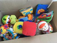 Отдается в дар Детские игрушки от 0 до 2х