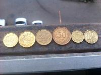 Отдается в дар Подборка монет Казахстана