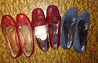 Отдается в дар Туфли женские. Размер 38.